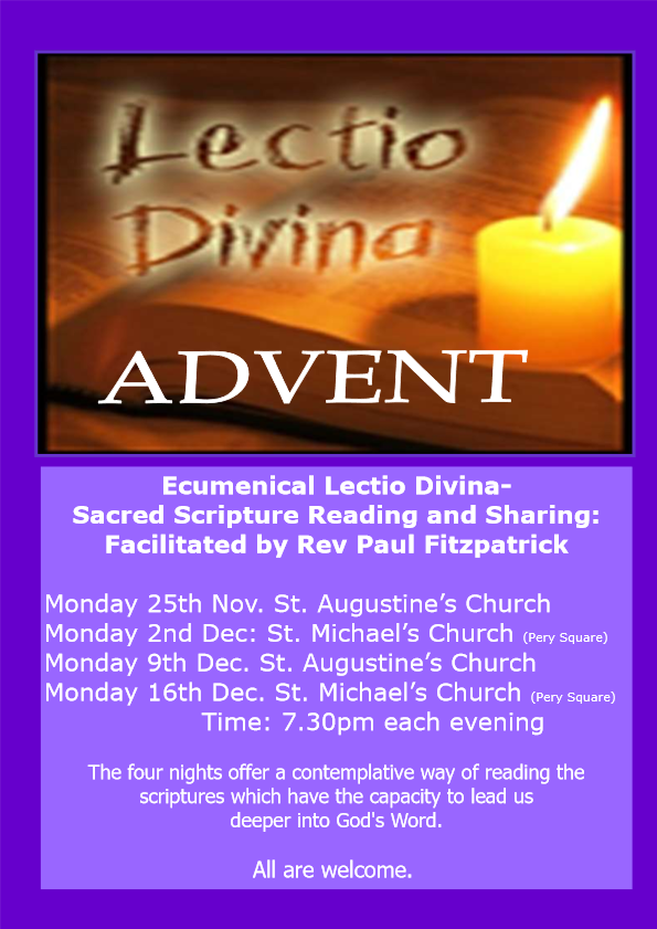 Lectio Divina @ St Augustines Church